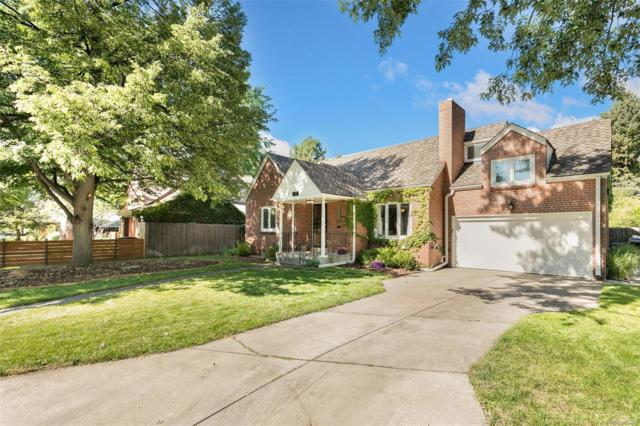 1045 Olive Street, Denver, CO 80220 (#7220845) :: Bring Home Denver with Keller Williams Downtown Realty LLC