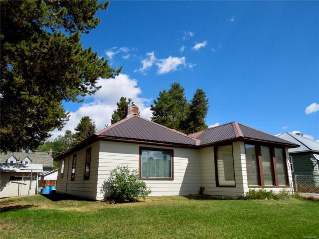 309 Mt Bartlett Drive, Leadville, CO 80461 (#7221402) :: The Griffith Home Team