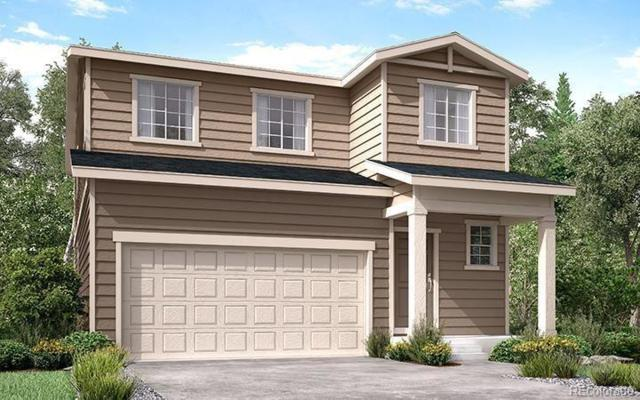 3384 Evening Place, Castle Rock, CO 80109 (#7222015) :: The Peak Properties Group