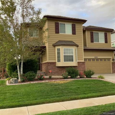 16005 E 107th Place, Commerce City, CO 80022 (MLS #7222407) :: 8z Real Estate