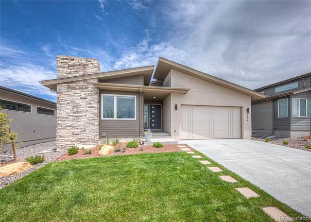3846 Bierstadt Lake Court, Colorado Springs, CO 80924 (MLS #7222601) :: 8z Real Estate