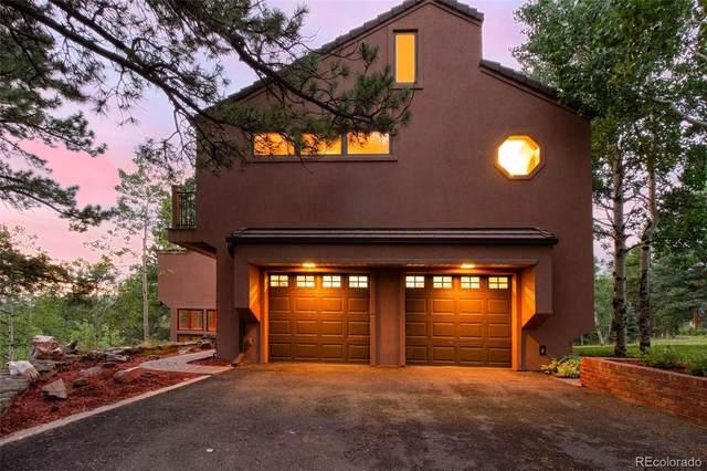 24202 Pleasant Park Road, Conifer, CO 80433 (MLS #7222669) :: 8z Real Estate