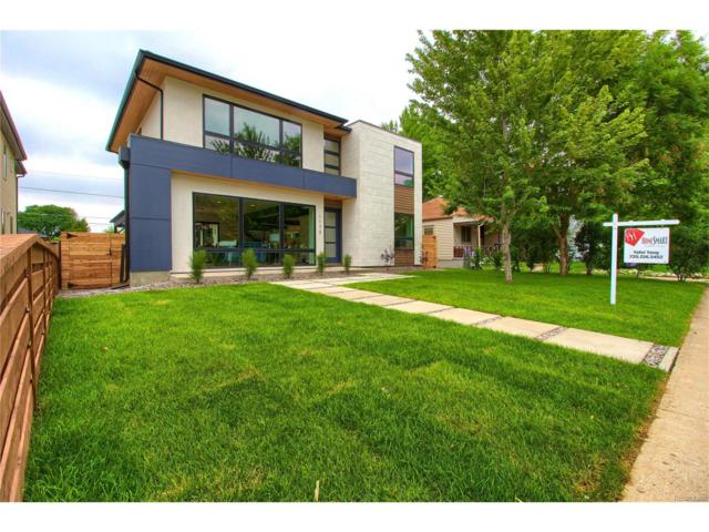 1173 S Madison Street, Denver, CO 80210 (#7222738) :: Thrive Real Estate Group