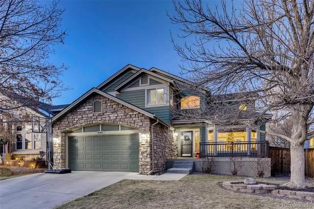 16411 Stone Ledge Drive, Parker, CO 80134 (#7222901) :: Relevate | Denver