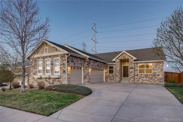 4990 S Duquesne Street, Aurora, CO 80016 (#7223006) :: The Peak Properties Group