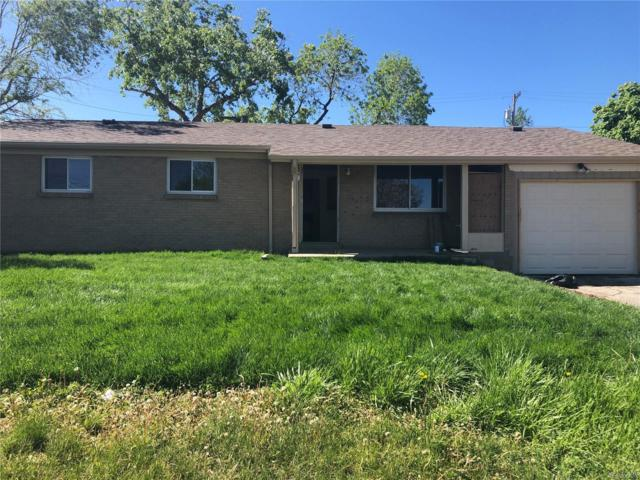 2380 E 84th Avenue, Denver, CO 80229 (#7223081) :: The Dixon Group