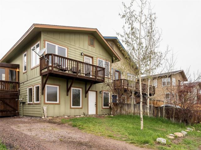 310 Grandview Avenue, Oak Creek, CO 80467 (#7223309) :: 5281 Exclusive Homes Realty