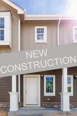 14700 E 104th Avenue #303, Commerce City, CO 80022 (#7223604) :: Stephanie Fryncko | Keller Williams Integrity