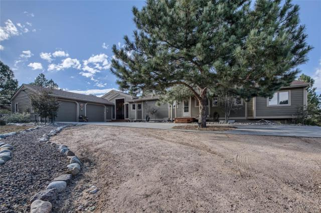 1065 Buttermilk Road, Larkspur, CO 80118 (#7223983) :: Bicker Realty