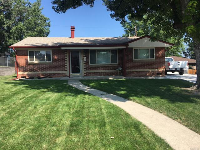 1476 S Beach Court, Denver, CO 80219 (#7224206) :: Sellstate Realty Pros