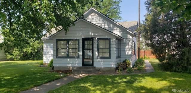 307 Colorado Avenue, Seibert, CO 80834 (#7224505) :: The Griffith Home Team