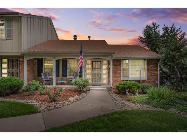 7505 W Yale Avenue #2805, Denver, CO 80227 (MLS #7224557) :: 8z Real Estate