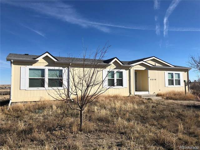 6250 S County Road 213, Deer Trail, CO 80105 (#7224665) :: My Home Team