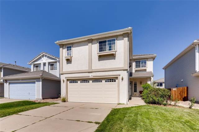 20775 E 38th Place, Denver, CO 80249 (MLS #7225601) :: Bliss Realty Group