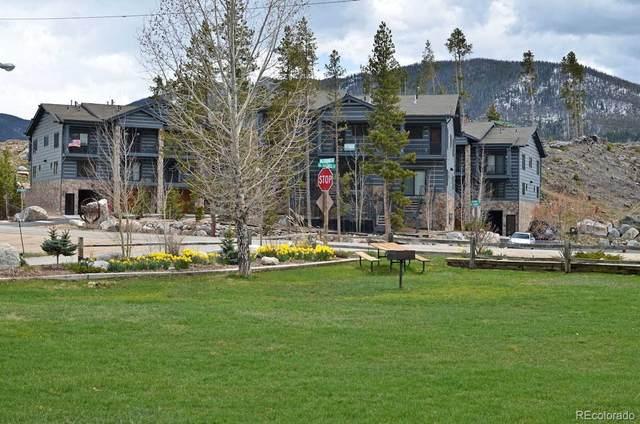 508 Ravenwood Circle A-2, Grand Lake, CO 80447 (#7225870) :: Sultan Newman Group