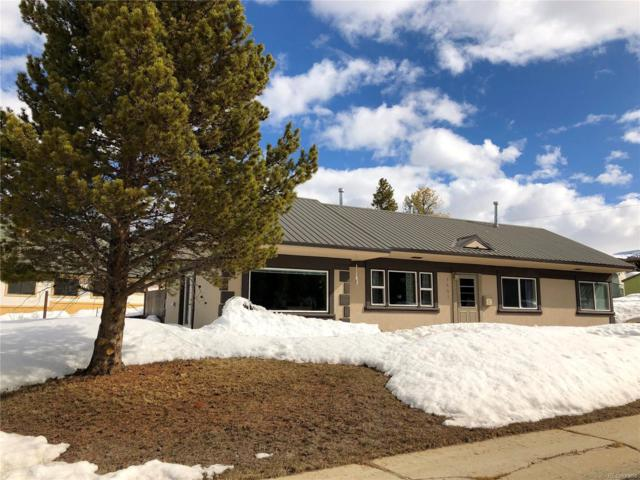 1601 Mount Wilson Drive, Leadville, CO 80461 (#7226412) :: The Heyl Group at Keller Williams