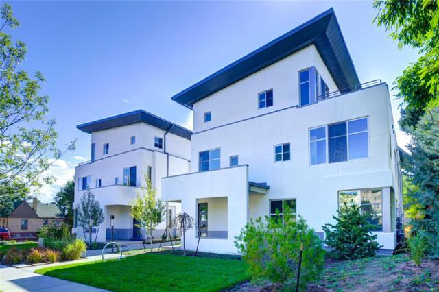 101 N Harrison Street, Denver, CO 80206 (MLS #7226458) :: 8z Real Estate