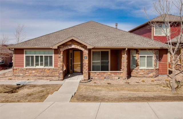 8559 Gold Peak Drive A, Highlands Ranch, CO 80130 (#7226551) :: The HomeSmiths Team - Keller Williams