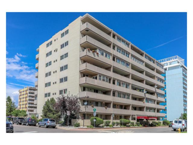 1111 Ash Street #403, Denver, CO 80220 (MLS #7226564) :: 8z Real Estate