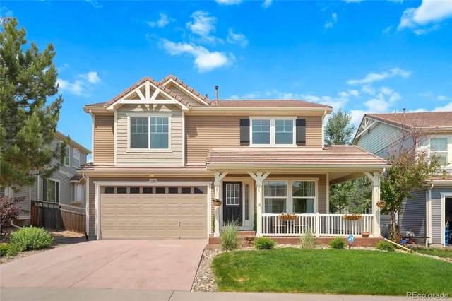 2295 Candleglow Street, Castle Rock, CO 80109 (#7226653) :: Kimberly Austin Properties