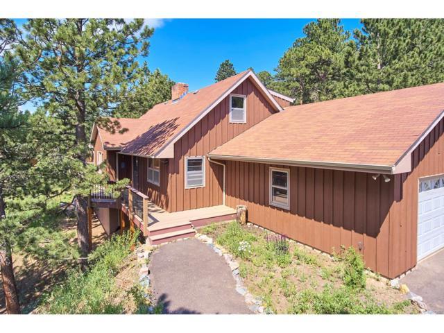 22 Navajo Trail, Nederland, CO 80466 (MLS #7226672) :: 8z Real Estate
