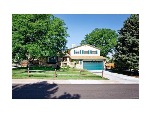 6473 S Hoyt Court, Littleton, CO 80123 (MLS #7226717) :: 8z Real Estate