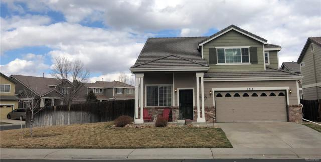 7314 S Norfolk Street, Aurora, CO 80016 (#7226807) :: The Heyl Group at Keller Williams
