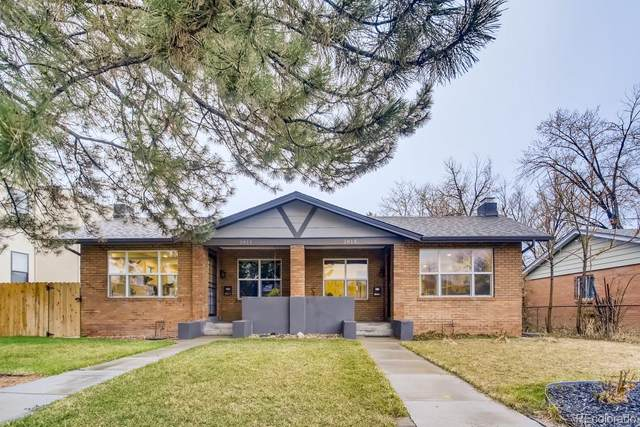 2815 N Columbine Street, Denver, CO 80205 (#7227358) :: Compass Colorado Realty