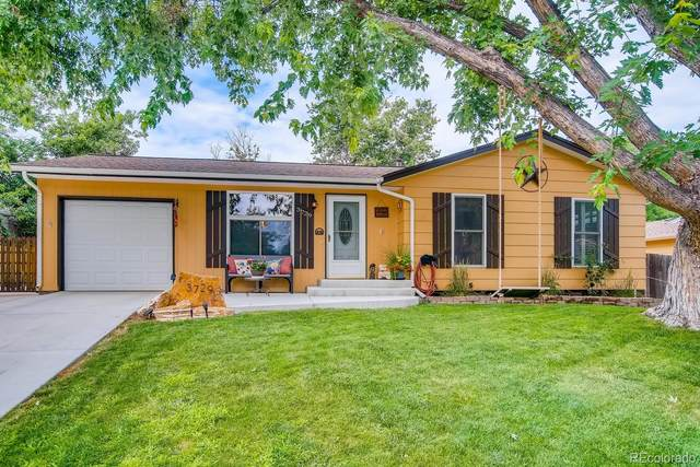 3729 S Miller Court, Lakewood, CO 80235 (#7227376) :: Realty ONE Group Five Star
