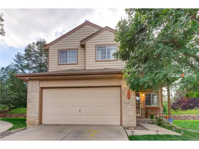 452 W Jamison Place #10, Littleton, CO 80120 (MLS #7227538) :: 8z Real Estate