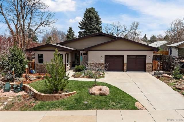 2860 S Monroe Street, Denver, CO 80210 (#7227818) :: The Dixon Group