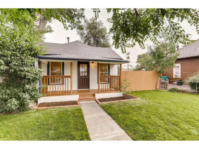 2826 S Acoma Street, Englewood, CO 80110 (MLS #7228323) :: 8z Real Estate