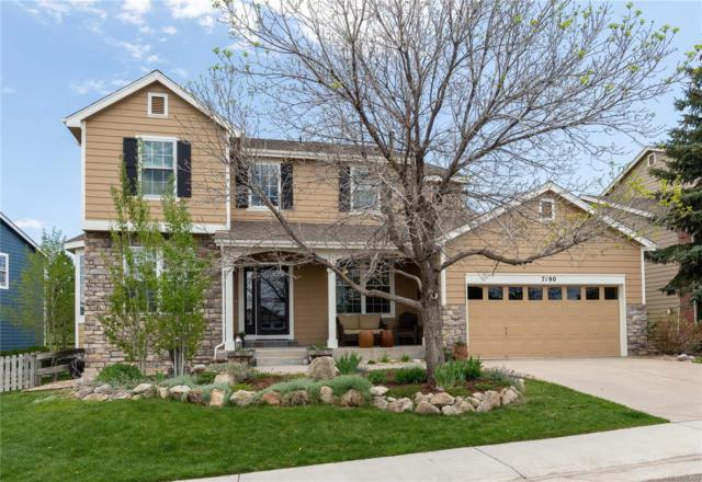 7190 Campden Place, Castle Pines, CO 80108 (#7228365) :: The DeGrood Team