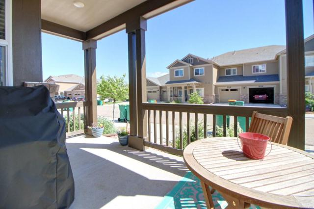 2608 Kansas Drive A107, Fort Collins, CO 80525 (#7228986) :: The Galo Garrido Group