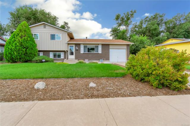 1219 Sorrento Drive, Colorado Springs, CO 80910 (MLS #7229872) :: 8z Real Estate