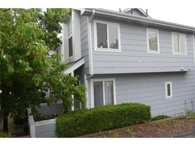 1050 S Walden Way #108, Aurora, CO 80017 (MLS #7229971) :: 8z Real Estate