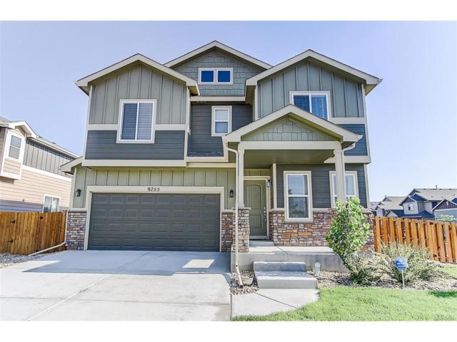 9755 Lima Circle, Commerce City, CO 80022 (MLS #7229985) :: 8z Real Estate