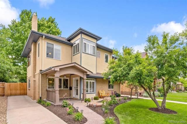 719 Ivanhoe Street, Denver, CO 80220 (#7230049) :: The Colorado Foothills Team | Berkshire Hathaway Elevated Living Real Estate
