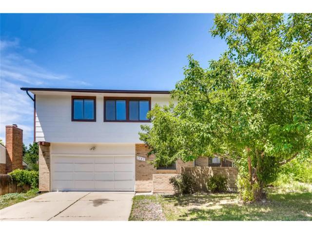 1787 E Jamison Avenue, Centennial, CO 80122 (MLS #7230417) :: 8z Real Estate