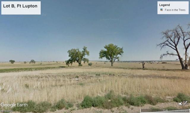 0 County Road 19 (Lot B), Fort Lupton, CO 80621 (#7231129) :: The DeGrood Team