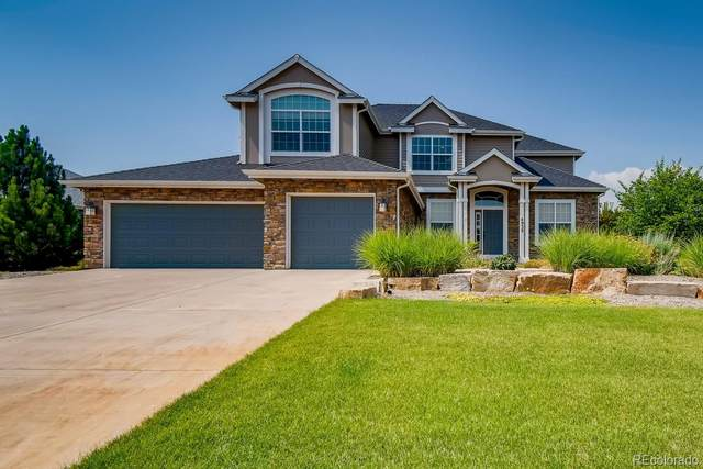 4938 Silver Feather Circle, Broomfield, CO 80023 (MLS #7231414) :: Clare Day with Keller Williams Advantage Realty LLC