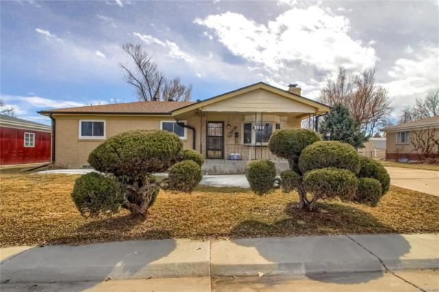 2948 W Tanforan Drive, Englewood, CO 80110 (#7231468) :: Wisdom Real Estate