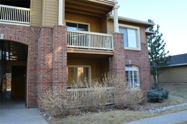 1632 W Canal Circle #917, Littleton, CO 80120 (#7231508) :: The HomeSmiths Team - Keller Williams
