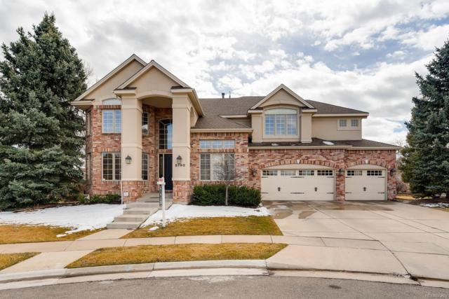 5790 S Benton Circle, Littleton, CO 80123 (#7231538) :: The Peak Properties Group