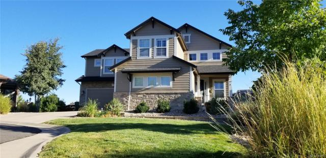 19533 W 56th Place, Golden, CO 80403 (#7231780) :: Sellstate Realty Pros