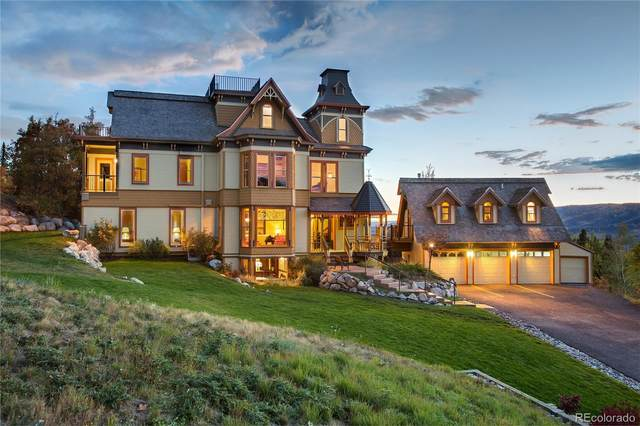 2405 Ski Trail Lane, Steamboat Springs, CO 80487 (#7232006) :: Venterra Real Estate LLC
