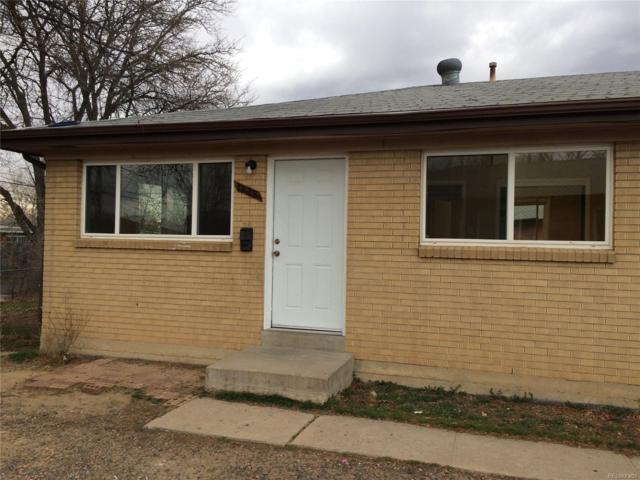 1123 Xenia Street, Denver, CO 80220 (#7232687) :: HomePopper