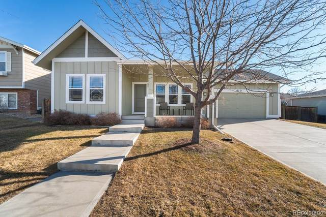 510 Prairie Clover Way, Severance, CO 80550 (MLS #7232855) :: Re/Max Alliance