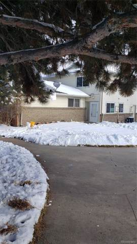3354 S Flower Street #47, Lakewood, CO 80227 (MLS #7232942) :: 8z Real Estate