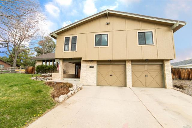 14147 W 58th Place, Arvada, CO 80004 (#7233539) :: The DeGrood Team